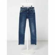 Review for Teens Slim Fit Jeans mit Stretch-Anteil