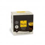 Capsule Nicola Cafes Selecto Aromatico, compatibile Dolce Gusto, 16 capsule