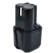 Batería herramienta inalámbrica 7.2V 2Ah Würth ABS 10-E , Hitachi DRC10 B2 Nicd