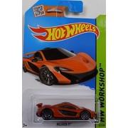[Bundle 5 Items] Hot Wheels Exotics Dream Team Set Mc Laren P1, Lamborghini Lp 610 4, Lamborghini Veneno, Ferrari 599 Gtb Fiorano, Ferrari 599 Xx