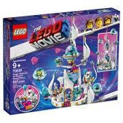 """LEGO Movie 2, Palatul """"Nu chiar asa de Malefic"""" al Reginei Watevra 70838"""