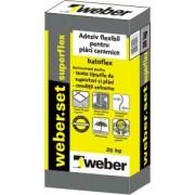Adeziv superflexibil Weber