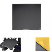 Meco 235*235mm Ultrabase Black Carbon Silicon Crystal Glass Hot Bed Plate Heated Bed Platform For Ender-3 3D Printer Part