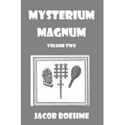 Mysterium Magnum: Volume Two, Paperback/Wayne Kraus