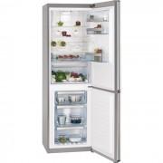Combina frigorifica AEG S83520CMX2, 312 l, A++, Touch control, H 185 cm, Inox antiamprenta