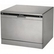 Candy Dishwasher CDCP 6/E-S Table, Width 55 cm, Number of place settings 6