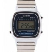 CASIO LA670WEA-2JF【エディフィス/EDIFICE メンズ 腕時計 シルバー ルミネ LUMINE】