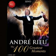 Andre Rieu - 100 Greatest Moments (0602517781443) (3 DVD)