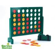 Garden Games 4 op een rij