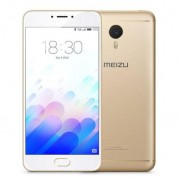 "Smartphone Meizu M3 Note 16GB 5.5"" 2GB RAM Dorado"