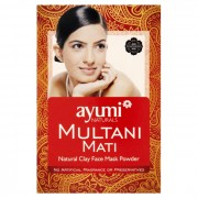 Ayumi naturals MULTANI MATI - prírodná pleťová maska v prášku 100g