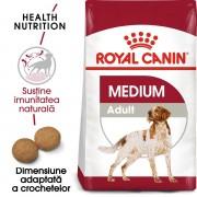 Royal Canin Medium Adult Hrană Uscată Câine 15+3 kg gratis