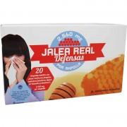 Dernove Jalea Real 2560 mg Defensas 20 Ampollas
