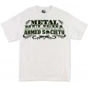utcai póló férfi - Paid - METAL MULISHA - WHT