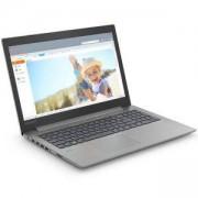 Лаптоп Lenovo IdeaPad 330 15.6 Full HD (1920 x 1080), Intel i3-7020U (2.3GHz), Radeon 530 2GB, 8GB DDR4, 1TB HDD, USB-C/3.0, HDMI, сив, 81DE00KCBM