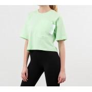 Nike Sportswear Crop Top Vapor Green/ White/ Green Strike