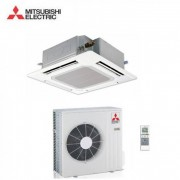 Mitsubishi Electric Inverter A Cassetta Mod. Slz-Kf25va2 A++ 9000 Btu New