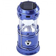 LED Solar Rechargeable 6-9 W Torch Light/ Emergency Lamp