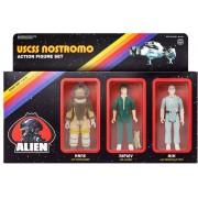 Super7 Alien - USCSS Nostromo Pack A 3-Pack - ReAction