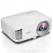 Видео проектор BenQ MX825ST Short Throw, DLP, XGA (1024x768), 12 000:1, 3300 ANSI Lumens,VGA, HDMI, USB, LAN(RJ45), Speaker, 9H.JGF77.13E