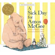 Sick Day for Amos McGee. 10th Anniversary Edition (Special edition), Hardback/Philip C. Stead