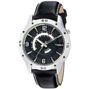Timex Analog Black Dial Mens Watch-Tw000U909