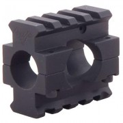 Double Star Ar-15/M16 Accessory Rail Gas Blocks - 2-Rail Standard Gas Block