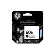 Cartucho HP 60B preto everyday 4,5ml CC636WB HP