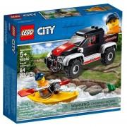 AVENTURA EN KAYAK LEGO CITY 60240