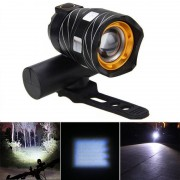 Meco XANES ZL01 800LM T6 Bicycle Light Three Modes Zoomable Night Riding USB Rechargeable Waterproof