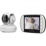 """Digitalni video baby alarm s 8,9 cm (3,5"""") LCD MBP36S MBP36S Motorola frekvencija 2,4 GHz domet maks. (na otvorenom) 300"""