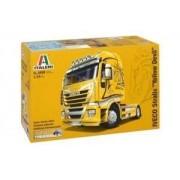 Italeri Model do sklejania ciężarówki Iveco Yellow Devil Italeri 3898