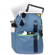 STM Banks Backpack - елегантна и стилна раница за MacBook Pro 15 и лаптопи до 15 инча (син)