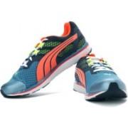 Puma Faas 500 V3 Running shoes For Men(Orange, Blue, Navy)