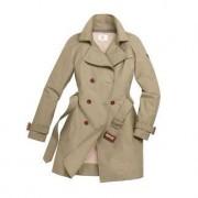 Aigle Wetter-Trenchcoat, 36 - Beige