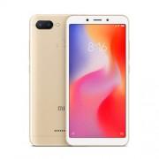 Xiaomi Smartphone Xiaomi Redmi 6 5,45''Hd Octacore 3gb/32gb 4g-Lte 5/12mpx Dualsim A8.1
