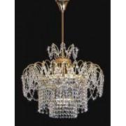 Pendant crystal chandelier 6040 03-2552S