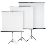 Hama 00018790 1:1 Bianco schermo per proiettore
