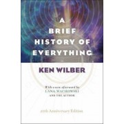 A Brief History Of Everything by Ken Wilber