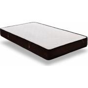 Saltea pat Ideal Sleep superortopedica cu spuma poliuretanica + arcuri 120 x 200 cm