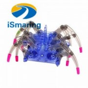 Generic Official iSmaring DIY Spider Robot Baby Kid Model Building Toy Gift Electric Spider Robot Toy Educational Assemble Kit