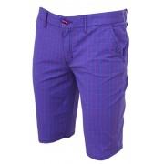 pantaloni scurți femei VANS - Mini verificare 11 - VIOLET