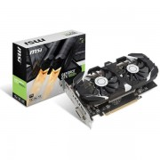 MSI grafička kartica GeForce GTX 1050 TI 4GT OC, 4GB GDDR5