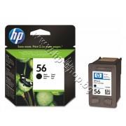 Касета HP 56, Black, p/n C6656AE - Оригинален HP консуматив - касета с глава и мастило