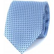 Profuomo Krawatte Struktur 12B - Blau
