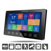 LCD monitor videotelefonu VERIA 7076C černý