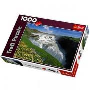 Trefl Puzzle Slagalica Golden Falls Iceland 1000 kom (10314)