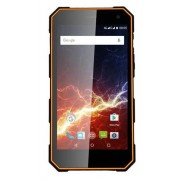 "myPhone Hammer Energy 5"" Doppia SIM 4G 2GB 16GB 5000mAh Nero, Arancione"