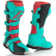 Acerbis X-Pro V. Motocross Boots Red Green 41