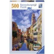 Puzzle in Venetia, 500 piese Ravensburger